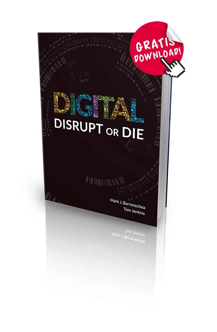Digital Disrupt or Die free download